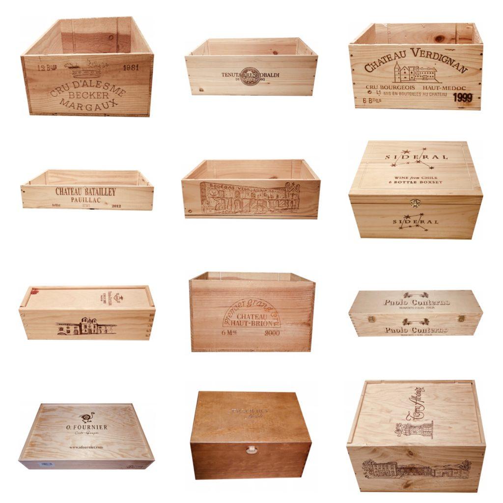 Fakten Und Wissenswertes über Holzweinkisten Weinkistenholz